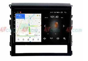 Штатная магнитола VAYCAR 09L для Toyota Land Cruiser 200 2016+ на Android 8.1
