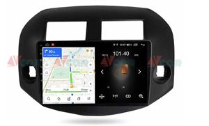 Штатная магнитола VAYCAR 10L для Toyota RAV4 (XA30) 2006-2013 на Android 8.1