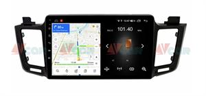 Штатная магнитола VAYCAR 10L для Toyota RAV4 (CA40) 2013-2019 на Android 8.1