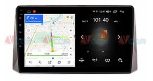 Штатная магнитола VAYCAR 10LD 1DIN для Toyota RAV4 (XA50) 2018-2020 на Android 8.1