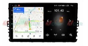 Штатная магнитола VAYCAR 09L для VW Universal 081 на Android 8.1