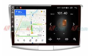 Штатная магнитола VAYCAR 10L для Volkswagen Passat CC, B6, B7 2005-2017 на Android 8.1
