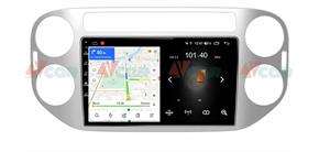 Штатная магнитола VAYCAR 09L для Volkswagen Tiguan 2011-2016 на Android 8.1