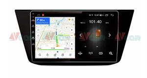 Штатная магнитола VAYCAR 10L для Volkswagen Tiguan 2016+ на Android 8.1