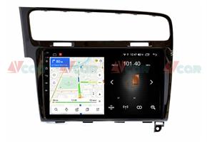 Штатная магнитола VAYCAR 10L для Volkswagen Golf 7 2013-2019 на Android 8.1