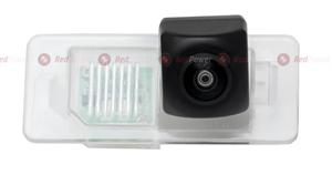 Камера заднего вида RedPower BMW379 AHD для BMW 1 coupe, 3, 5, X1, X3, X5, X6 (сохранение штатной подсветки)