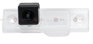 Камера заднего вида RedPower CIT162 AHD для Citroen C-Elysee, Peugeot 301