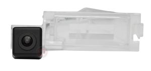 Камера заднего вида RedPower DOG242 AHD для Dodge Caliber (2006-2011), Caravan 2007+