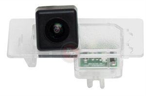 Камера заднего вида RedPower VW373 AHD для VW Skoda,VW,Seat,Audi (диодная подсветка,разъём)