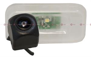 Камера заднего вида RedPower TOY422LED AHD для Toyota Land cruiser 200 (2015-2020) Диодная подсветка.Штатный разъём.