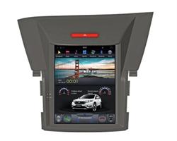 CarMedia ZF-1091-DSP Tesla-Style для Honda CR-V IV 2012-2016 на Android 9.0
