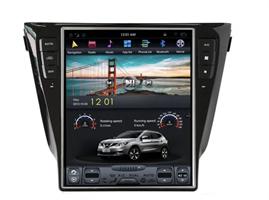 CarMedia ZF-1209A-DSP Tesla-Style для Nissan Qashqai II, X-Trail III (T32) 2015-2019 на Android 9.0