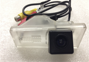 Камера заднего вида Daystar DS-9515C для SsangYong Actyon 2010+, New Actyon, Kyron, Rexton