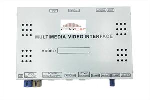 Мультимедийный навигационный блок FarCar FC-NI-5.8.5 для Infiniti, Nissan