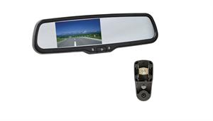 Зеркало заднего вида SWAT VDR-FR-03