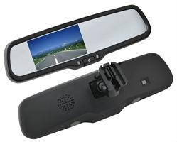 Зеркало заднего вида с дисплеем SWAT VDR-FR-07