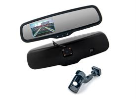 Зеркало заднего вида с дисплеем SWAT VDR-NS-02