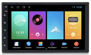 Штатная магнитола FarCar BFC Universal на Android 8.1 (D811)