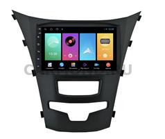Штатная магнитола FarCar для SsangYong Actyon II 2013-2020 на Android 8.1 (D811-RSY-N06A)