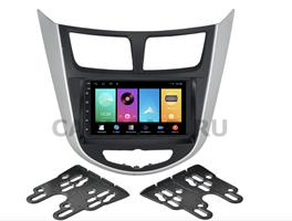 Штатная магнитола FarCar для Hyundai Solaris 2011-2017 на Android 8.1 (D811-RHY-N19)