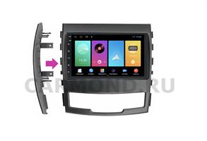 Штатная магнитола FarCar для SsangYong Actyon 2010-2013 на Android 8.1 (D811-RSY-N04)