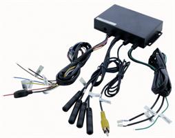 Сплиттер INCAR VSP-4 (видеокоммутатор 4-х камер)