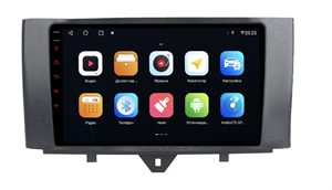 Parafar для Mercedes Smart Fortwo II 2011-2015 на Android 10.0 (PF215AHD)