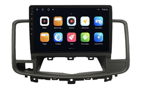 Parafar для Nissan Teana II 2008-2013 на Android 10.0 (PF969AHD)