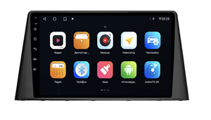 Parafar для Peugeot 3008 II 2016-2019 на Android 10.0 (PF083AHD)