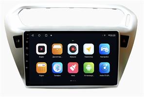 Parafar для Peugeot 301 I 2012-2018 на Android 10.0 (PF991AHD)