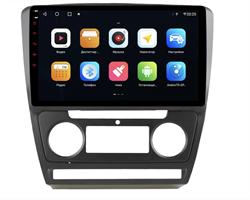 Parafar для Skoda Octavia A5 (2004-2013) на Android 10.0 (PF005AHD)