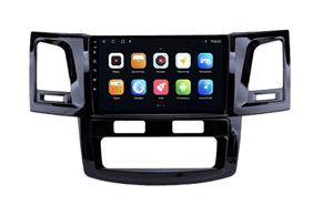Parafar для Toyota Hilux VII, Fortuner I 2011-2015 на Android 10.0 (PF062AHD)