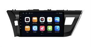 Parafar PF307AHD для Toyota Corolla XI (Е160,Е170) 2013-2015 на Android 10.0
