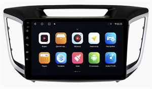 Parafar для Hyundai Creta 2016-2021 на Android 10.0 (PF407AHD-Low)