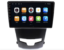 Parafar для SsangYong Actyon 2013-2020 на Android 10.0 (PF355AHD-Low)