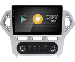 Штатная магнитола Roximo S10 RS-1708A для Ford Mondeo IV 2007-2010 (Android 10.0)