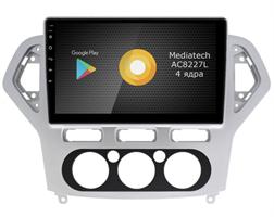 Штатная магнитола Roximo S10 RS-1708M для Ford Mondeo IV 2007-2010 (Android 10.0) Для комплектации с кондиционером