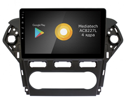 Штатная магнитола Roximo S10 RS-1713A для Ford Mondeo IV 2010-2015 (климат-контроль) (Android 10.0)