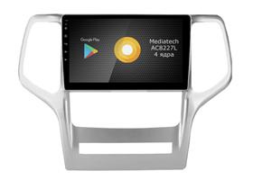 Штатная магнитола Roximo S10 RS-2205 для Jeep Grand Cherokee 2010-2013 на Android 8.1