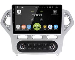 Штатная магнитола Roximo CarDroid RD-1708FA для Ford Mondeo IV 2007-2010 на Android 10.0