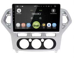 Штатная магнитола Roximo CarDroid RD-1708FM для Ford Mondeo IV 2007-2010 на Android 10.0