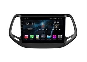 Farcar H1008R (S400) с DSP + 4G SIM для Jeep Compass II 2017-2021 на Android 10.0