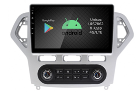 Roximo RI-1708A для Ford Mondeo IV 2007-2010 на Android 10.0
