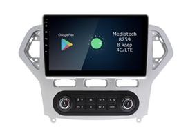 Штатная магнитола Roximo 4G RX-1708A для Ford Mondeo IV 2007-2010 на Android 10.0