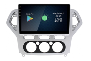 Штатная магнитола Roximo 4G RX-1708M для Ford Mondeo IV 2007-2010 на Android 10.0