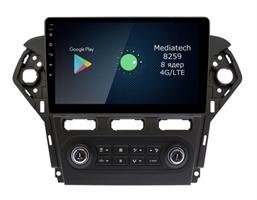 Штатная магнитола Roximo 4G RX-1713N для Ford Mondeo IV 2010-2015 на Android 10.0 (Для комплектации со штатной навигацией)