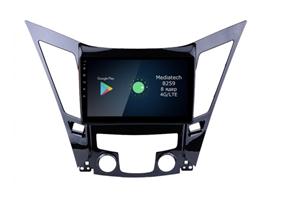 Штатная магнитола Roximo 4G RX-2048 для Hyundai Sonata VI (YF) 2009-2014 на Android 10.0