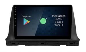 Штатная магнитола Roximo 4G RX-2323 для Kia Seltos 2019-2021 на Android 10.0