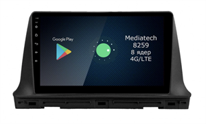 Штатная магнитола Roximo 4G RX-2323-N19 для Kia Seltos 2019-2021 на Android 10.0