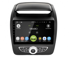Штатная магнитола Roximo CarDroid RD-2331F для Kia Sorento Navi II 2012-2020 (Android 9.0) DSP